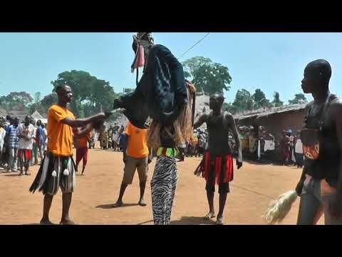 Danse Yacouba, Côte d'Ivoire 2018