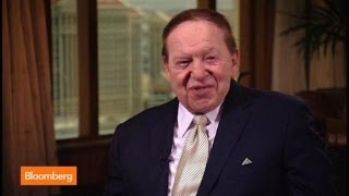 Adelson: What My Life Is Like With $38 Billion