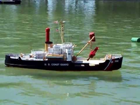 RC Coast Guard Buoy Tender