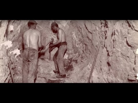 History Of The Silver Rush - Nevada Mining Documentary