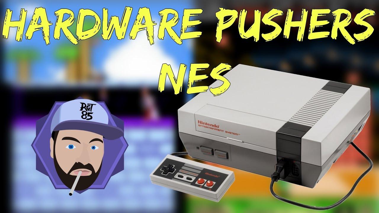 Nes Games That Push Hardware Limits Hardware Pushers