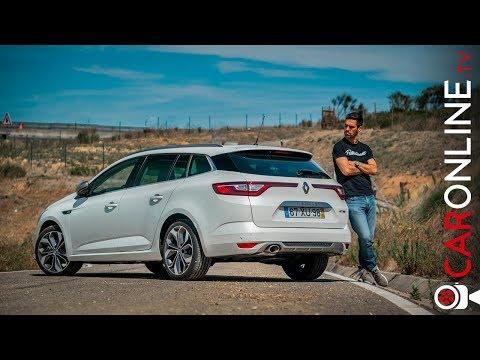 Renault Megane Sport Tourer 2019 - Duas Novidades Numa Só [Review Portugal]