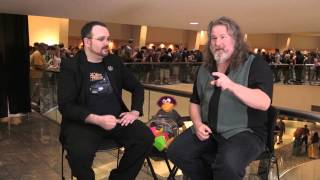 Kirk Thatcher Interview [dragoncontv]