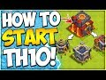Gambar cover New To TH10 Upgrade Guide! How to Start Town Hall 10 in Clash of Clans