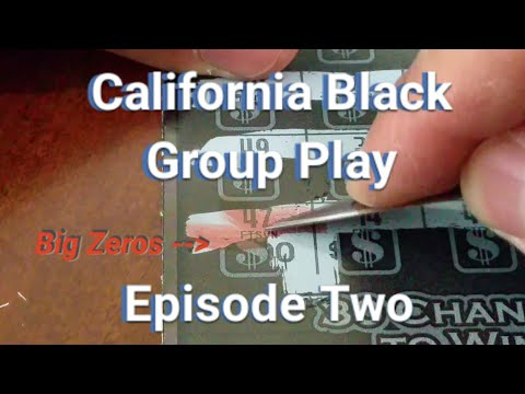 Calif. Black Scratchers Group Play - Episode Two