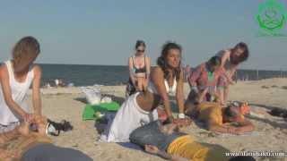 Тайский массаж - мастер класс от Виктории Рай
