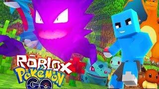 ROBLOX POKEMON ADVENTURE - New Pokemon You've Never Seen! (Roblox Gameplay)