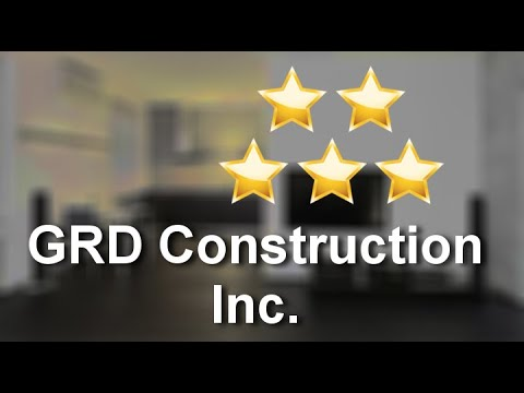 GRD Construction Inc. Berlin Impressive Five Star Review by Amy A.