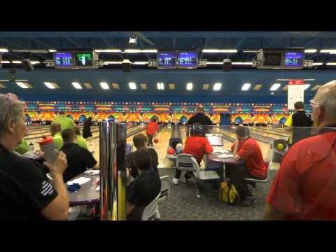 Special Olympics Canada Bowling Days One & Two