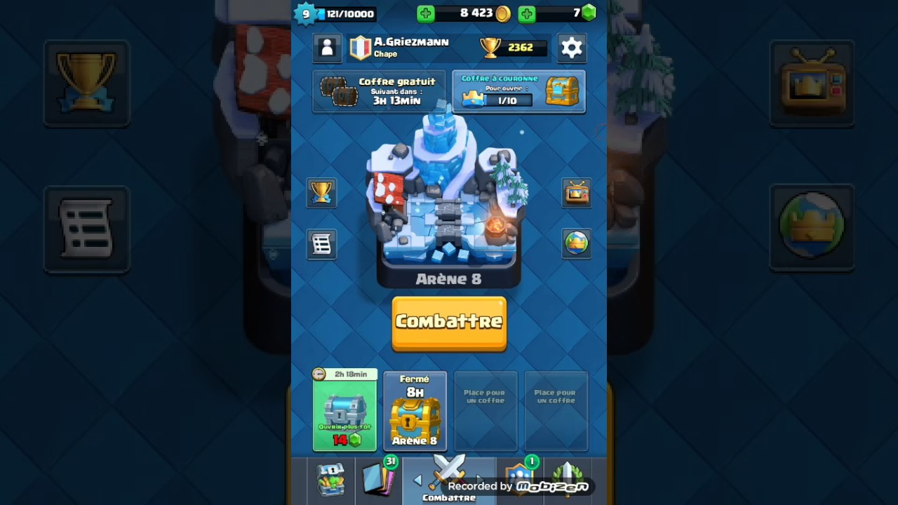 Super deck ar ne 8 youtube for Deck arene 6 miroir