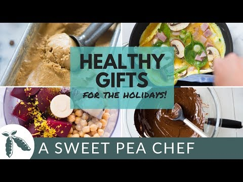 Healthy Gifts For The Holidays (A Healthy Eating Gift Guide!)