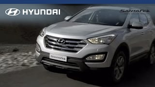 Hyundai Santa Fe | Film - Road Less Travelled