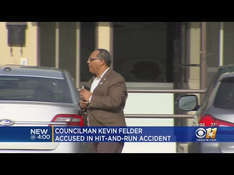 Dallas Council Member Denies Through Attorney That He Was In Hit-And-Run