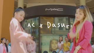 Download song BTS (방탄소년단) '작은 것들을 위한 시 (Boy With Luv) KPOP IN PUBLIC // AC x Dasuri Choi