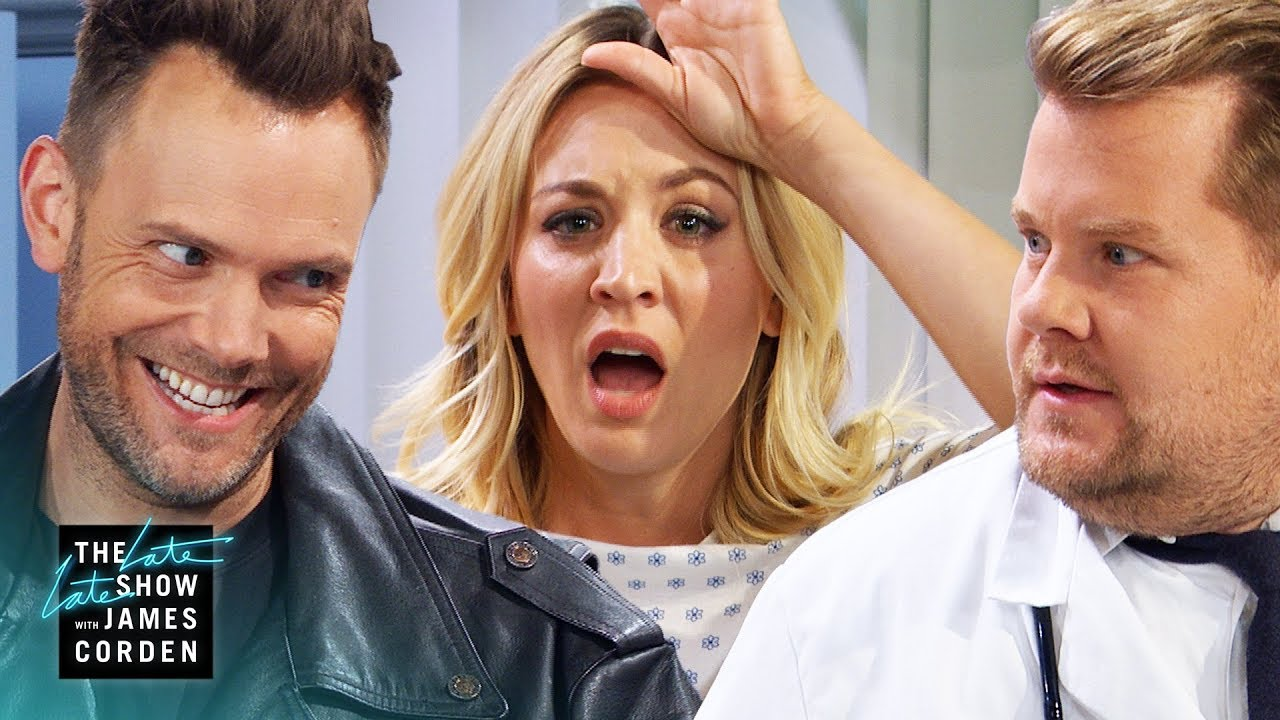Drake Lyrics Soap Opera w/ Kaley Cuoco & Joel McHale