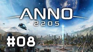 ANNO 2205 [#08] ► Der Mond [PC] Let's Play