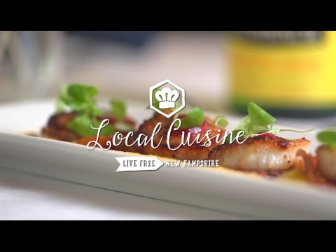 Chefs & Local Cuisine in New Hampshire