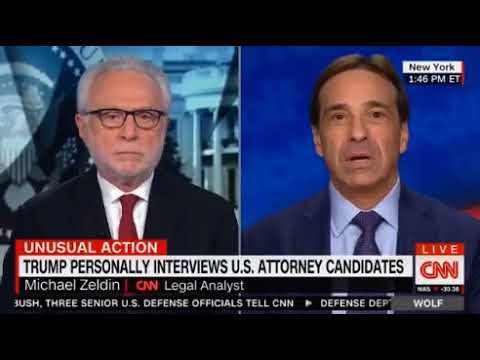 Trump personally interviews U S  Attorney candidates where he has businesses