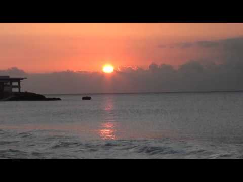 Anguilla Meads Bay At Sunset