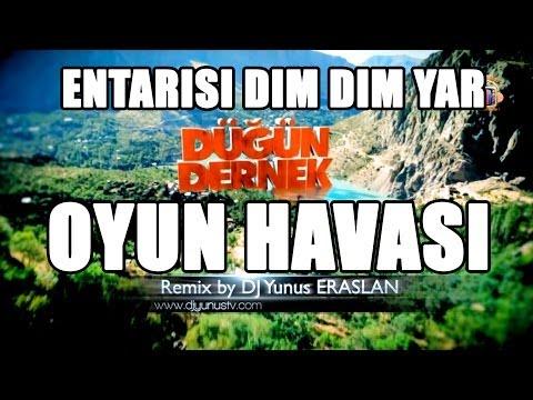 DÜGÜN DERNEK (ENTARISI DIM DIM YAR) Official Remix Oyun Havası 2014