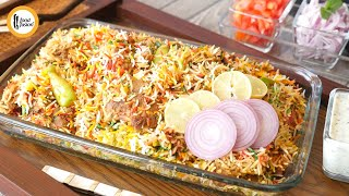 Satrangi Biryani Recipe By Food Fusion (Bakra Eid Special)