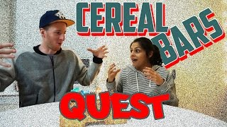 Quest Cereal Bar Taste Test Video! |  We Try the Newest Creation From Quest Nutrition | Keto Snacks