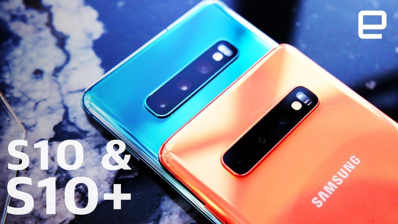 比較 Galaxy S10 S10 は前モデル Galaxy S9 S9 からどれほど