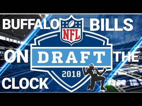 In the 2018 NFL draft The Buffalo Bills Select.....