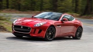 Top Gear 2016 Jaguar F Type Review   The All New