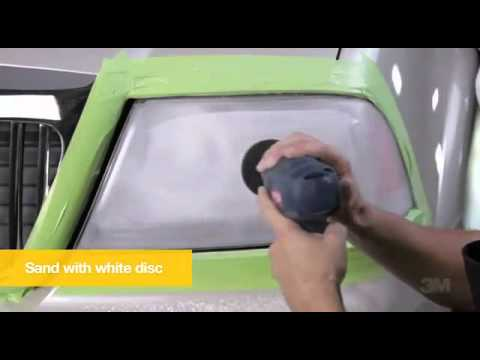 3M Headlight Restoration System (using A Drill) - Advance Auto Parts