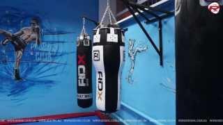 Конусный боксерский мешок RDX(Конусный боксерский мешок еще называют «гильза». Он необходим для отработки апперкотов, боковых и прямых..., 2014-01-05T16:36:16.000Z)