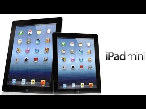 Обзор и первый тест  Apple IPad Mini 16Gb Wi-Fi + Cellular