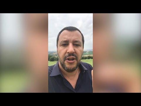 """Lavoro, Salvini: """"Boeri dice Italia senza migranti un disastro? C'è tanto da cambiare all'Inps"""""""