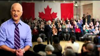 NDP ad: Layton - What is Canadian Leadership? (2011)