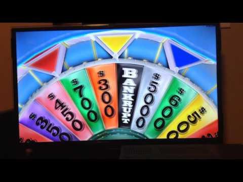 Wii Wheel of Fortune #10 Pt. 2