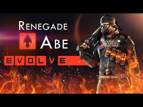 Эйб Бунтарь - Гайд тактика игры ● Evolve Stage 2