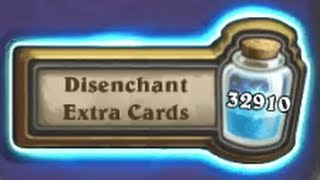 600x Hearthstone Pack Results, One Of Everything, Golden Legendaries