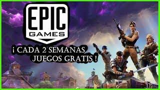 Cómo descargar juegos de Epic Games