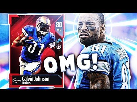 """HOW TO GET CALVIN """"MEGATRON"""" JOHNSON FREE DAY 1 IN MADDEN 18 ULTIMATE TEAM! EXACT INSTRUCTIONS!"""