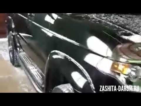 Обвес на UAZ PATRIOT / УАЗ ПАТРИОТ ПИКАП
