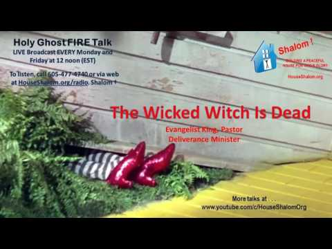 The Wicked Witch Is Dead