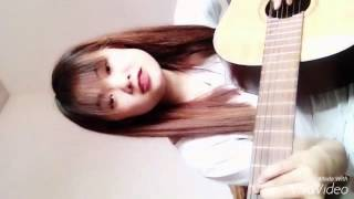 Con tim mong manh ( acoustic cover )