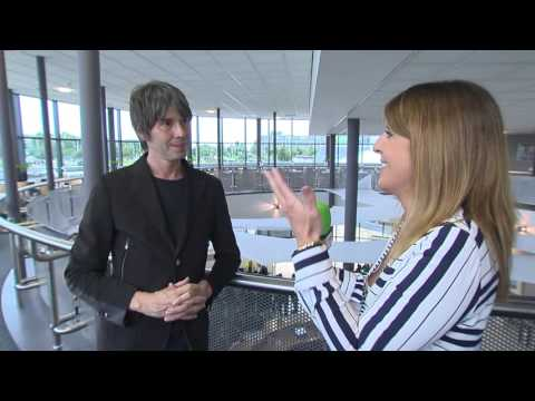 Professor Brian Cox, SPE Offshore Europe 2015