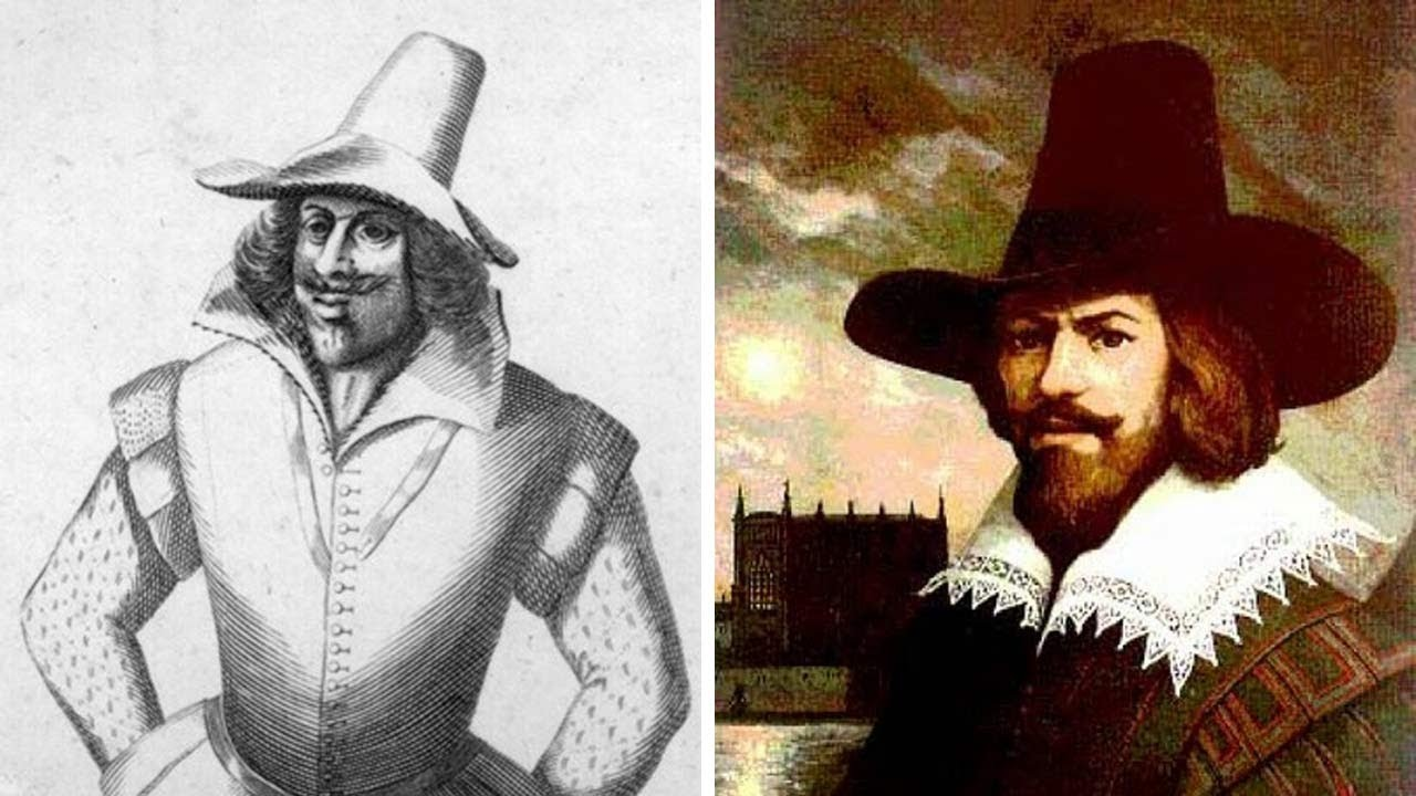 Guy Fawkes: 9 Curiosità e Particolari poco conosciuti