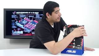 ASUS ROG Maximus VI EXTREME Motherboard Overview