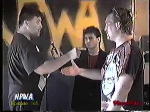 NPWA Wrestling 165: Bad Guy Tag Teams Battle It Out