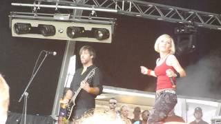 Kontrust - Play With Fire (live @ Zwarte Cross 2010, Lichtenvoorde 18.07.2010) 2/4