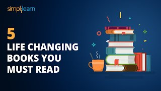5 Life-Changing Books You Must Read   Top 5 Books To Read For Success   #Shorts  Simplilearn