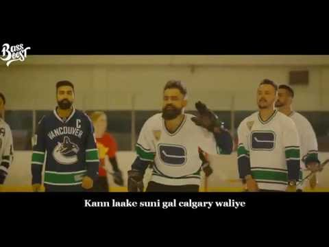 Kaali Camaro (LYRICS/CC & BASS BOOSTED) - Amrit Maan Feat. Deep Jandu