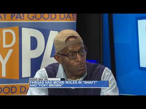 Special Guest  Antonio Fargas on TV ,Good Day Pa. 2016
